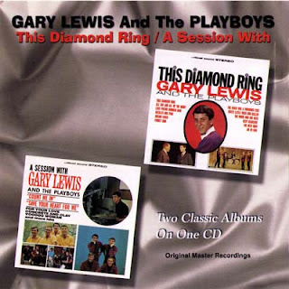 Gary Lewis & The Playboys - This Diamond Ring / A Session With (1965)