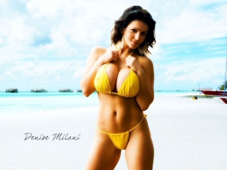 Hot and Sexy Denise Milani ~ All Hot Girls: allhotgirlz.blogspot.com/2012/01/hot-and-sexy-denise-milani.html
