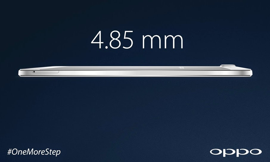 Oppo R5 - The World's Thinnest Smartphone!