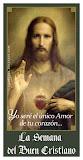 LA SEMANA DEL BUEN CRISTIANO, el tradicional esquema de piedad católica