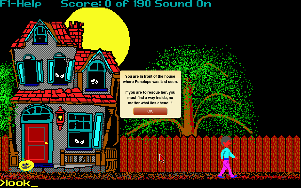 hugo's house of horrors  windows 7