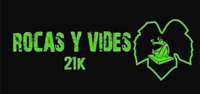 Media maratón Rocas y vides (21k y 7k, La Paz; 21/feb/2016)