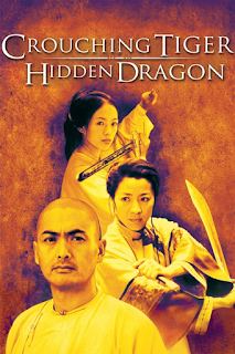 Crouching Tiger, Hidden Dragon (2000), Chinese period, wuxia, swordplay film