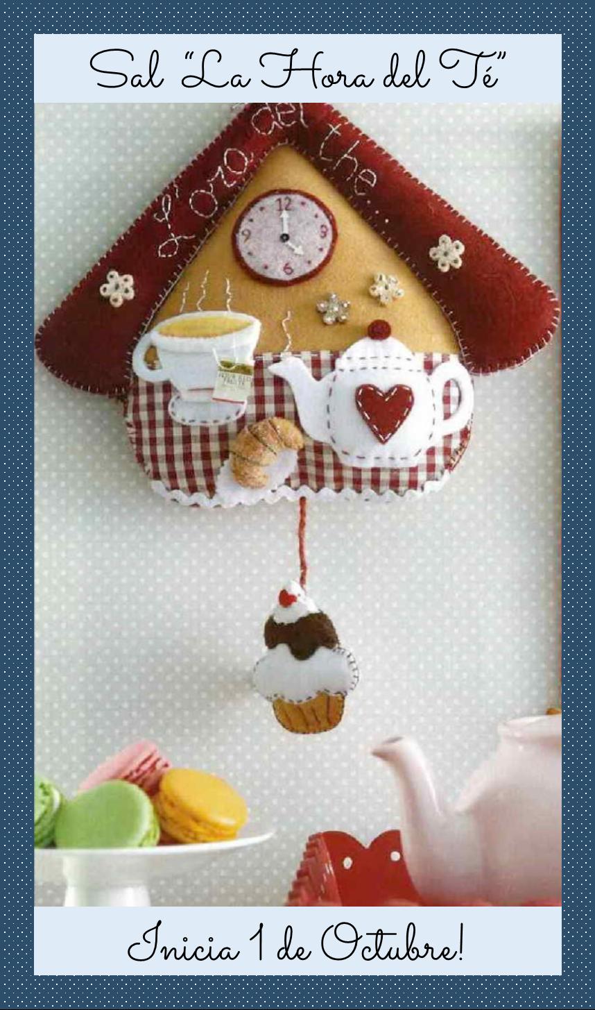 """SAL """"La hora del té"""""""