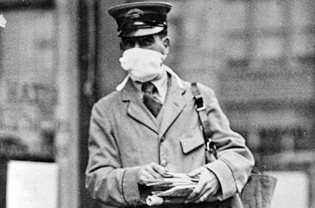 Gripe española, una de las peores pandemias del siglo XX
