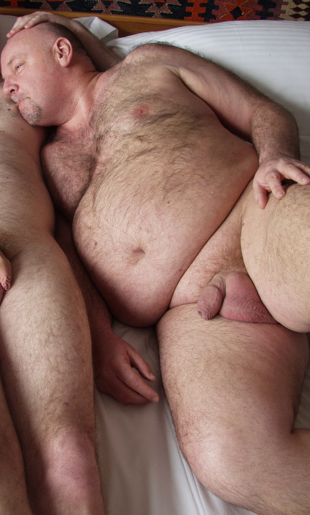 Steve Kirk And His Big Uncut Cock Naked Hairy Hard