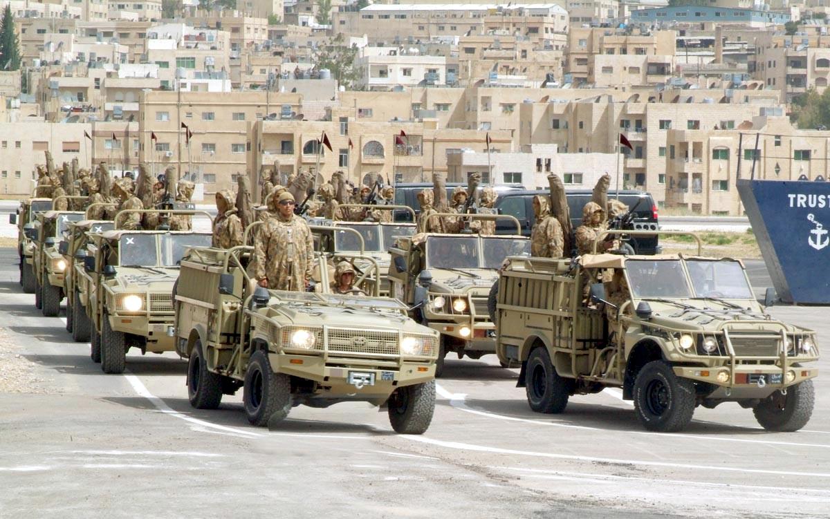 Fuerzas Armadas de Jordania Jordan+Thalabs+SF