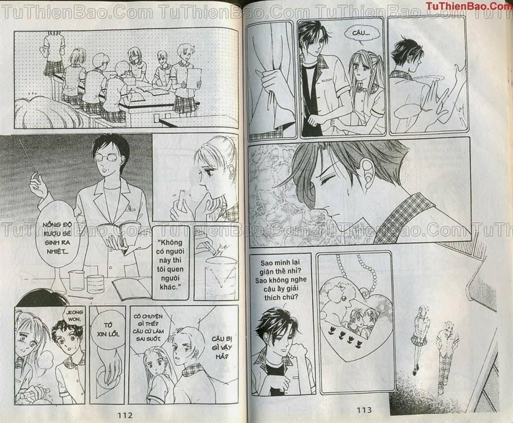 Nữ sinh chap 6 - Trang 57