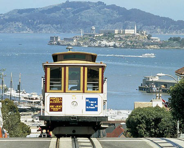 San Francisco Tourism San Francisco Attractions San
