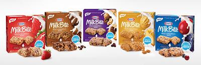 Kraft MilkBite Bars