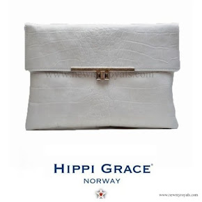 Crown Princess Victoria Style HIPPI GRACE Monaco Clutch