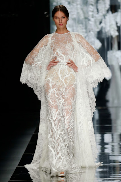 YolanCris Coleccion 2016 - Orquidea - Barcelona Bridal Week