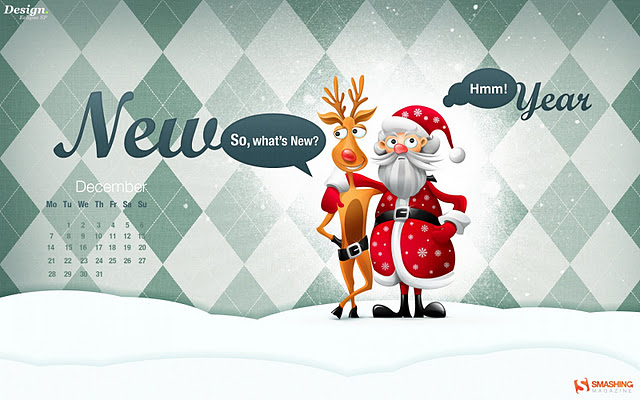 Funny Merry Christmas Wallpaper Celebrities