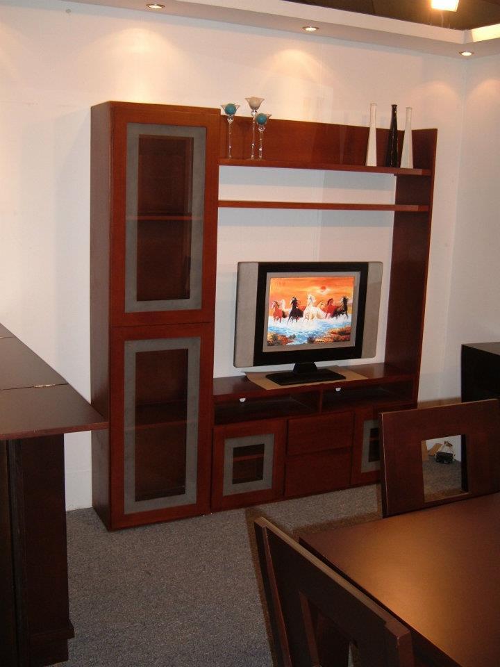 El artesano del mueble muebles para tv - Muebles el artesano ...