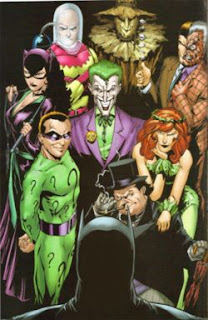 Inimigos do Batman