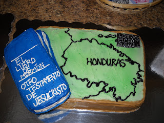 Missionary Birthday Cake Lds