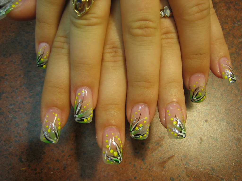 Cool Neon Nail Designs - 2015 Best Nails Design Ideas