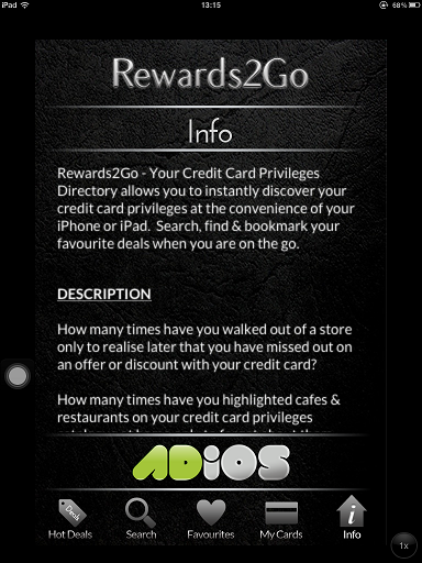  Rewards2Go | Aplikasi Istimewa untuk Pemegang Kredit Kad