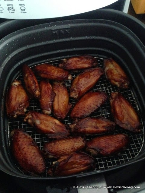 alexis blogs: PHILIPS Airfryer Recipe: 10-minute Chicken Wings