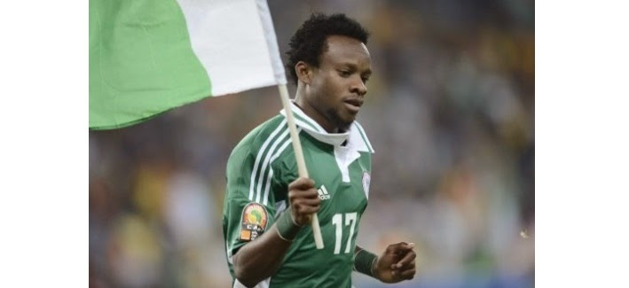 Ogenyi Onazi says he feels fortunate to be alive after he narrowly