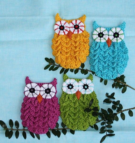 Free Easy Owl Crochet Patterns : Owl crochet pattern ~ Home Decorating Ideas