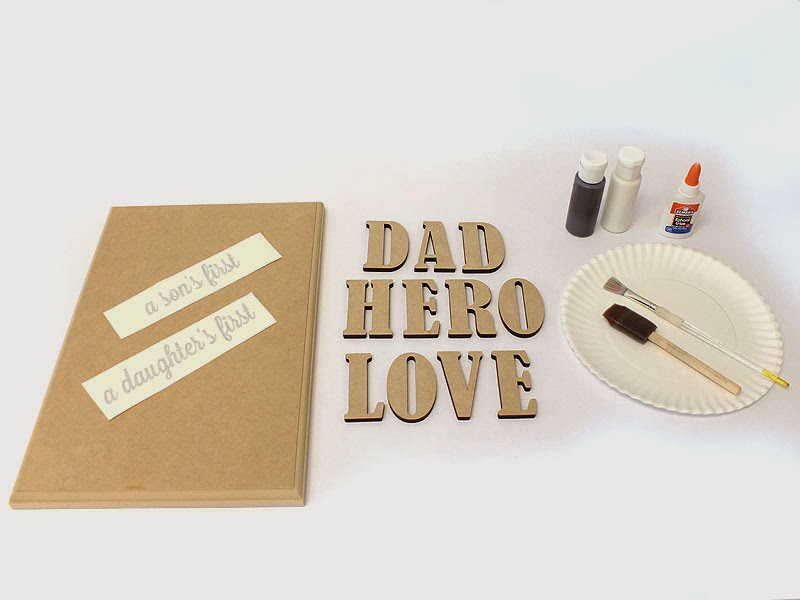 craft cuts coupons create a wall plaque for dad by craft cuts