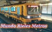 Mundo Rieles Metros.