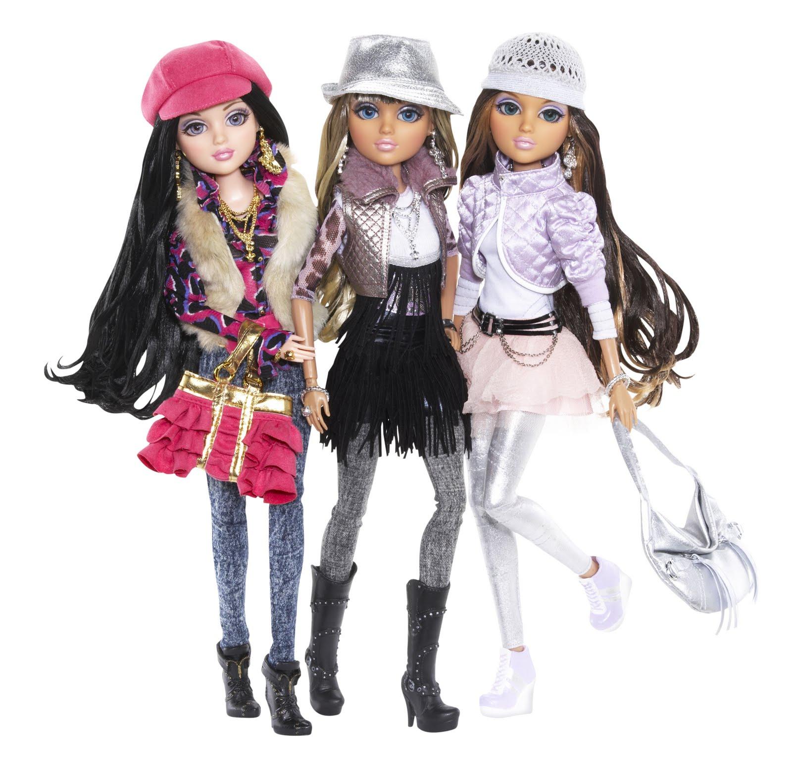 Fashion doll studio abril 2013 - Moxie girlz pagine da colorare ...
