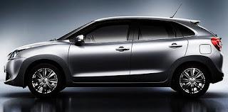 Hot News!!! Suzuki Siap Rilis Versi Hatchback Baleno 2016 ?