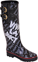 Rain Boots Juicy Couture1