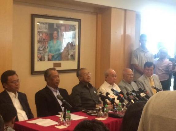 Pemimpin 'terhandal' BN sertai Tun M, bantah penahanan SOSMA