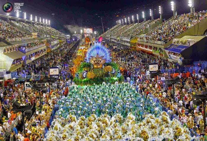 Famous Brazil Festival Rio de Janeiro Carnival Festival Photos, Rio de
