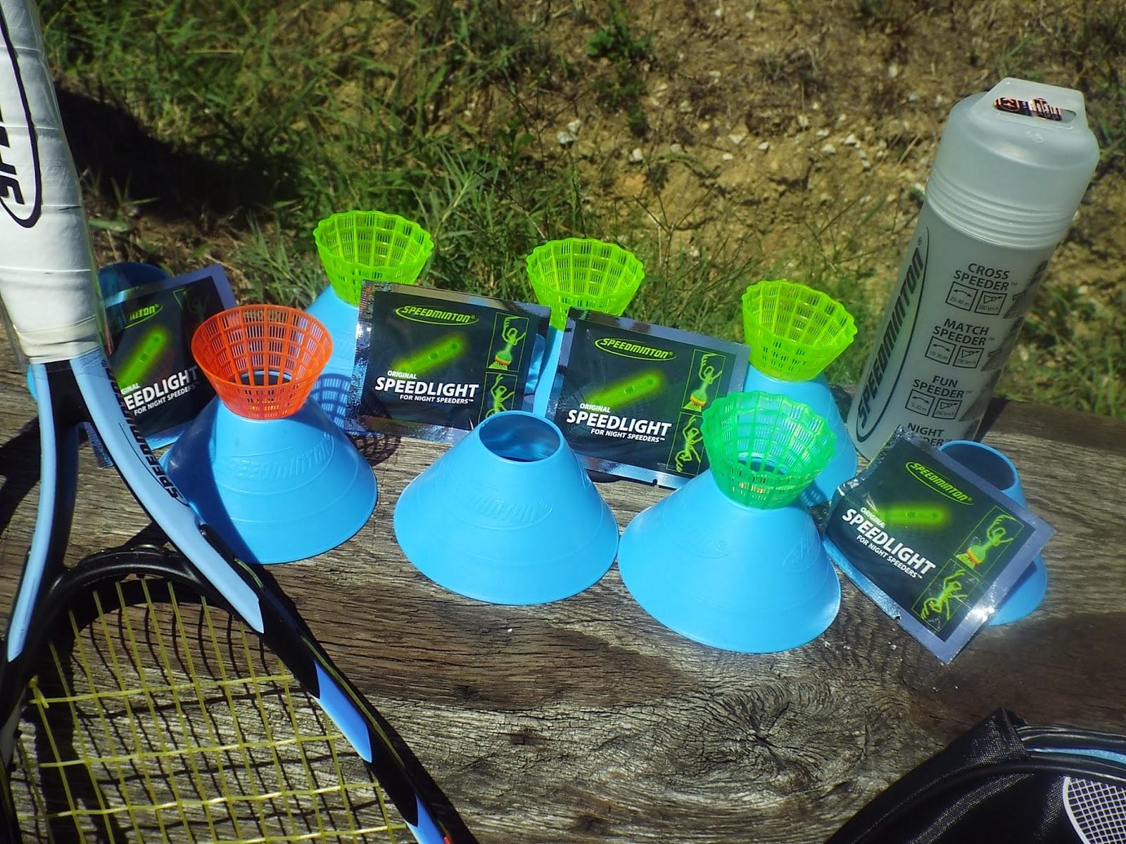 Speedminton Cones