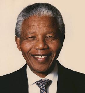 Nelson Mandela - Presiden Afrika Selatan