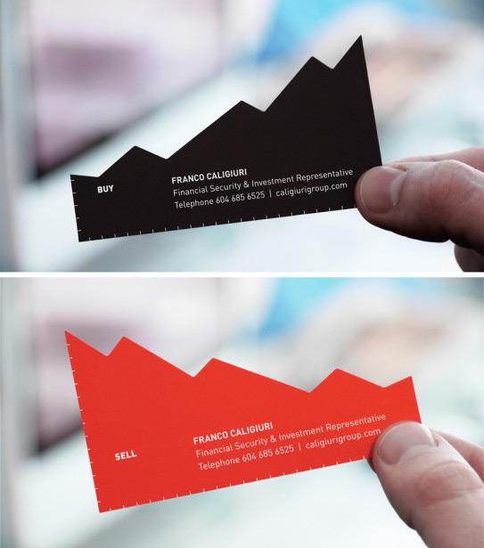 20 Die Cut Business Cards Designs for Inspiration Jayce