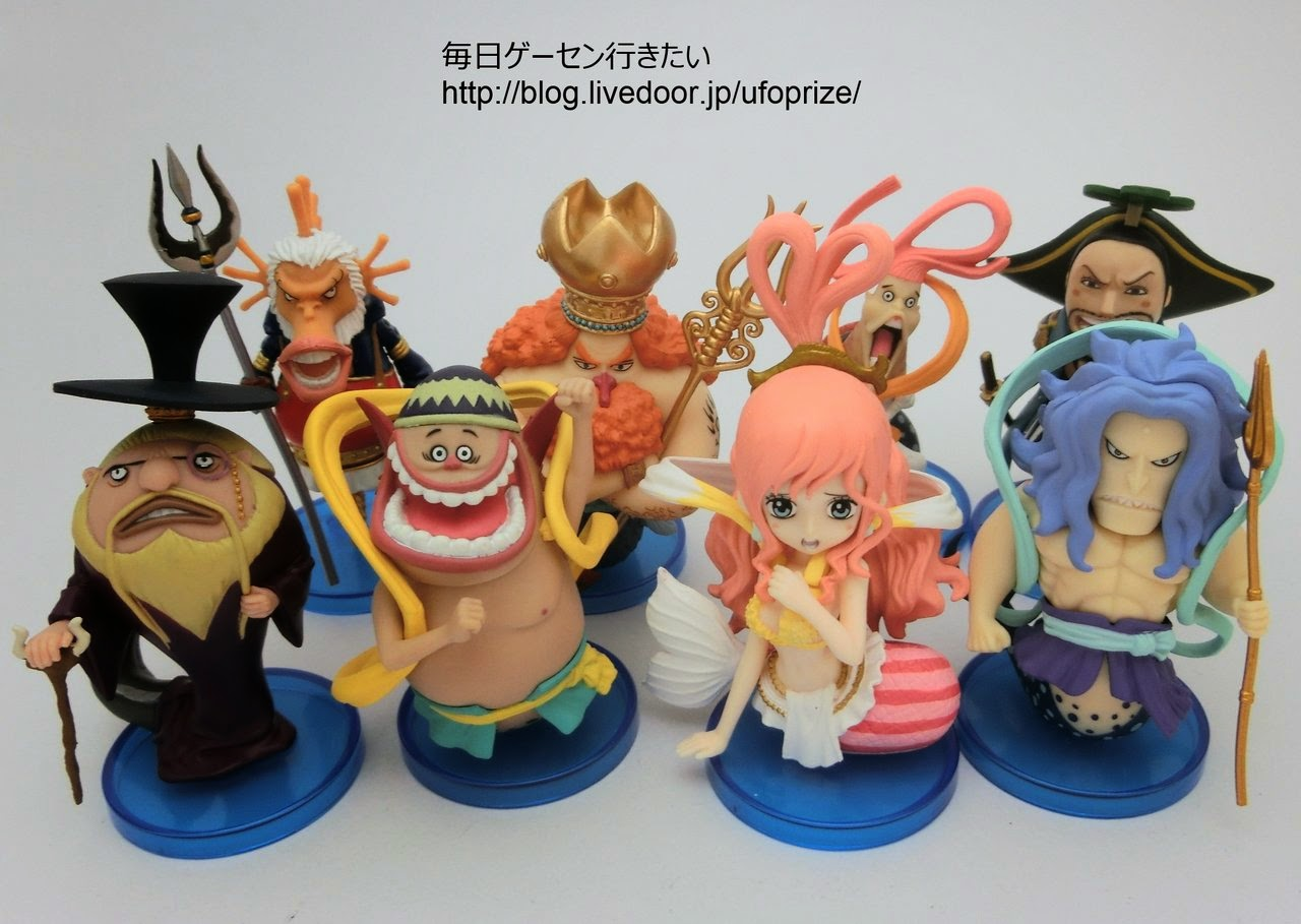 Jual One Piece World Collectable Figure One Piece Volume 23