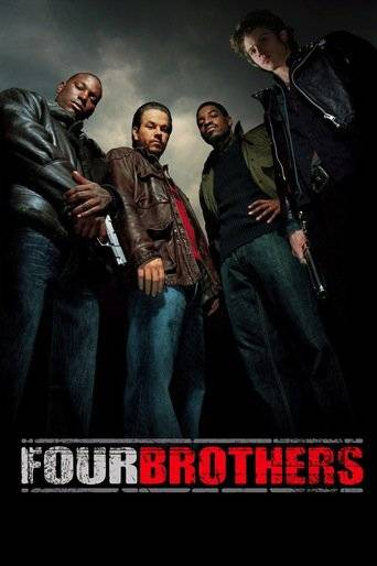 Four Brothers (2005) tainies online oipeirates