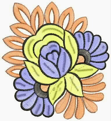 Embdesigntube houston vintage applique embroidery designs - Appliques exterieures ontwerp ...