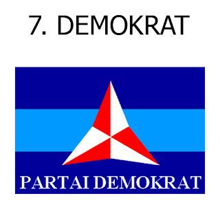 Jual Bendera Partai Demokrat