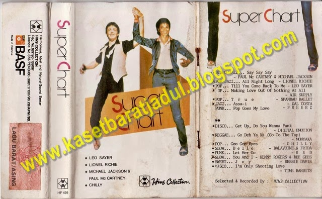Super Chart (Hins Collections)
