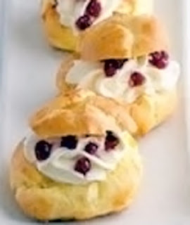 Cornish splits filled with cream.