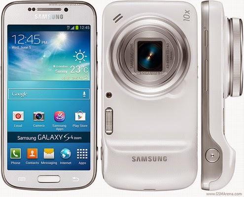 Harga Samsung Galaxy S4 Zoom C101