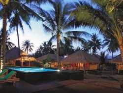 Hotel Bintang 2 di Lombok - Rinjani Beach Eco Resort