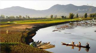Nơi ấy- KonTum và dòng sông Đăk Bla