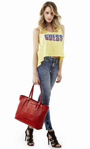 bolso Guess Croc Kerry Bag
