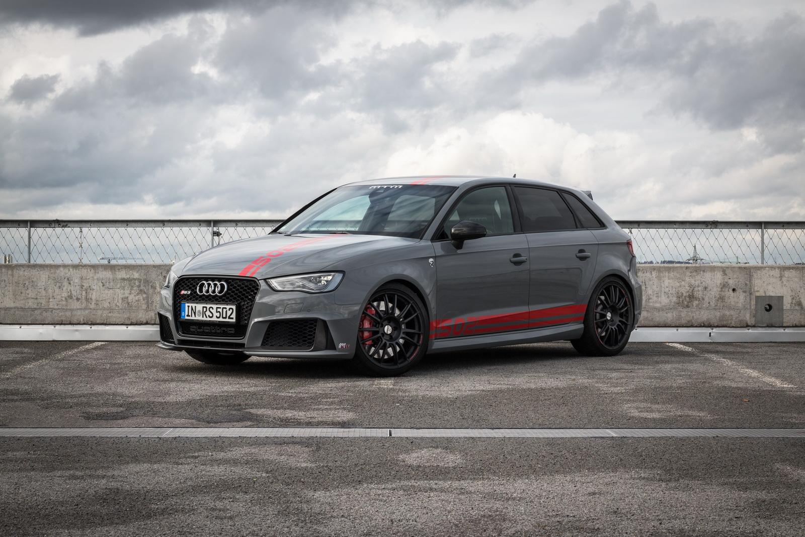 2016 MTM Audi RS3 Sportback Dark Cars Wallpapers