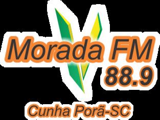 Rádio Morada FM de Cunha Porã ao vivo