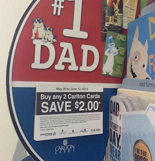 image instore coupon Carleton Cards