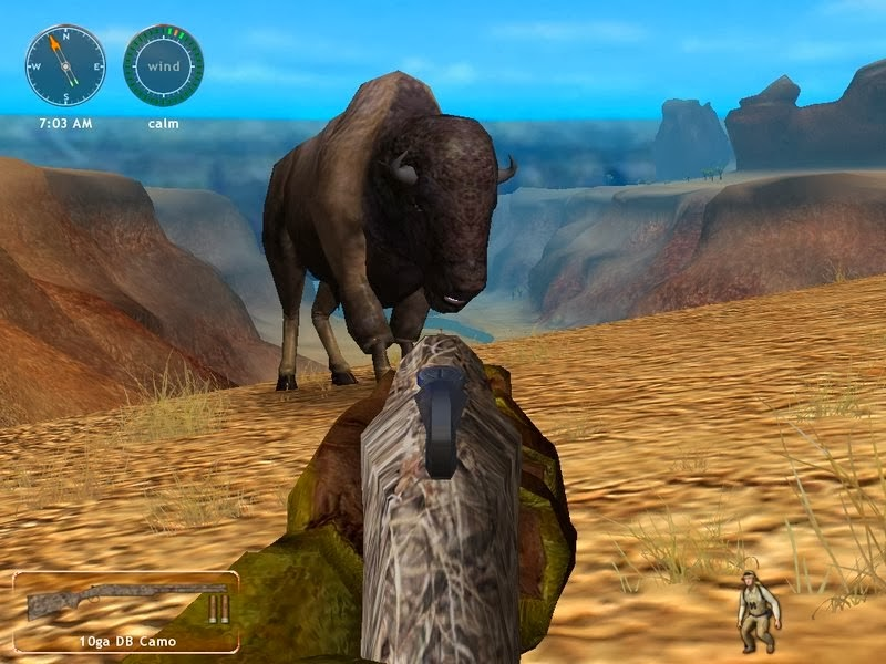 Hunting Unlimited 2008 Free Download PC Game Full Version