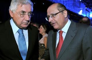 Estamos sendo mortos nas ruas enquanto o governador Alckmin discute sobre um emprego